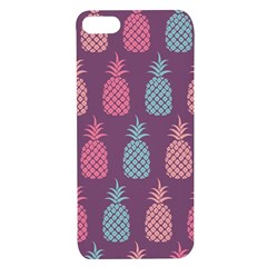 Pineapple Wallpaper Pattern 1462307008mhe Apple Iphone 7/8 Tpu Uv Case