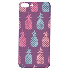 Pineapple Wallpaper Pattern 1462307008mhe Iphone 7/8 Plus Soft Bumper Uv Case