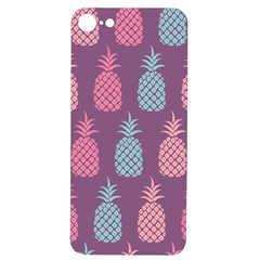 Pineapple Wallpaper Pattern 1462307008mhe Iphone 7/8 Soft Bumper Uv Case