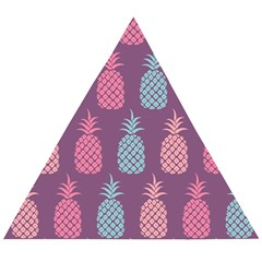 Pineapple Wallpaper Pattern 1462307008mhe Wooden Puzzle Triangle