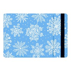 Hand Drawn Snowflakes Seamless Pattern Apple Ipad Pro 10 5   Flip Case by Vaneshart