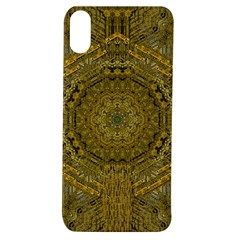 Golden Star And Starfall In The Sacred Starshine Apple Iphone Xs Tpu Uv Case