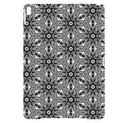Black And White Pattern Apple Ipad Pro 10 5   Black Uv Print Case by HermanTelo