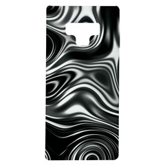 Wave Abstract Lines Samsung Galaxy Note 9 Tpu Uv Case
