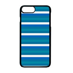 Stripey 3 Iphone 7 Plus Seamless Case (black) by anthromahe