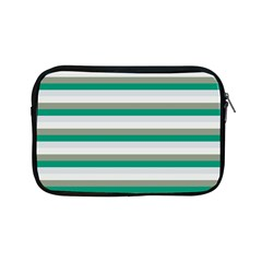 Stripey 4 Apple Ipad Mini Zipper Cases by anthromahe