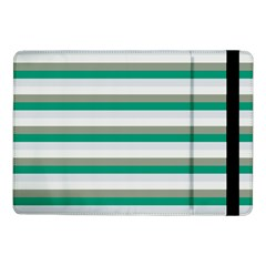 Stripey 4 Samsung Galaxy Tab Pro 10 1  Flip Case by anthromahe