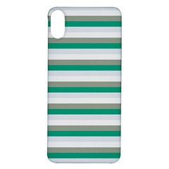 Stripey 4 Iphone X/xs Soft Bumper Uv Case by anthromahe