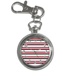 Stripey 5 Key Chain Watches by anthromahe