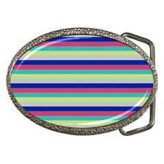 Stripey 6 Belt Buckles by anthromahe