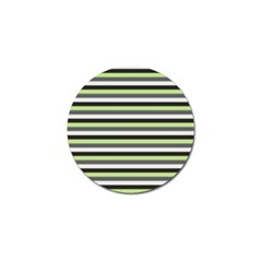 Stripey 8 Golf Ball Marker (4 Pack) by anthromahe