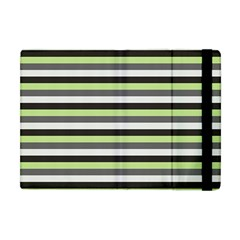 Stripey 8 Apple Ipad Mini Flip Case by anthromahe