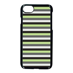 Stripey 8 Iphone 7 Seamless Case (black) by anthromahe