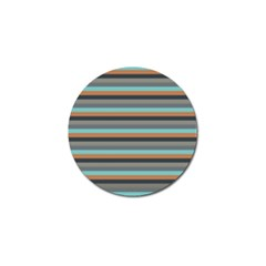 Stripey 10 Golf Ball Marker (10 Pack) by anthromahe