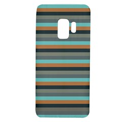 Stripey 10 Samsung Galaxy S9 Tpu Uv Case by anthromahe