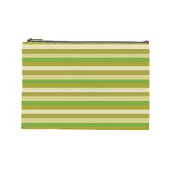 Stripey 11 Cosmetic Bag (large) by anthromahe