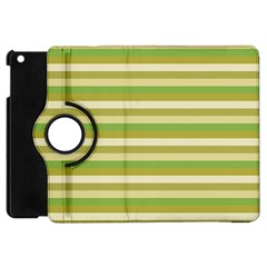 Stripey 11 Apple Ipad Mini Flip 360 Case by anthromahe