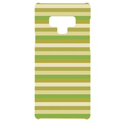 Stripey 11 Samsung Note 9 Black Uv Print Case