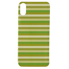 Stripey 11 Apple Iphone Xs Tpu Uv Case by anthromahe