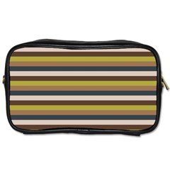 Stripey 12 Toiletries Bag (one Side) by anthromahe