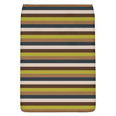 Stripey 12 Removable Flap Cover (l) by anthromahe
