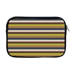 Stripey 12 Apple Macbook Pro 17  Zipper Case