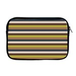 Stripey 12 Apple MacBook Pro 17  Zipper Case Front