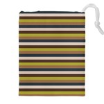Stripey 12 Drawstring Pouch (5XL) Front