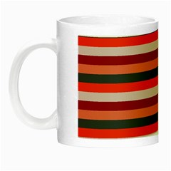 Stripey 13 Night Luminous Mugs