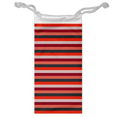 Stripey 13 Jewelry Bag