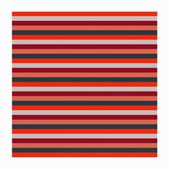 Stripey 13 Medium Glasses Cloth (2 Sides)