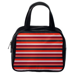Stripey 13 Classic Handbag (One Side)
