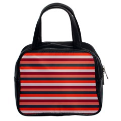 Stripey 13 Classic Handbag (Two Sides)