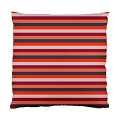 Stripey 13 Standard Cushion Case (One Side)