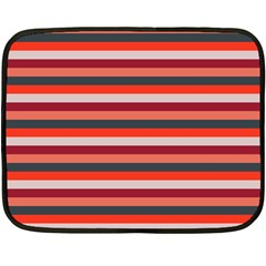 Stripey 13 Fleece Blanket (Mini)