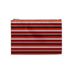 Stripey 13 Cosmetic Bag (Medium)