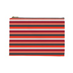 Stripey 13 Cosmetic Bag (Large)