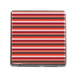 Stripey 13 Memory Card Reader (Square 5 Slot) Front
