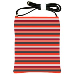 Stripey 13 Shoulder Sling Bag