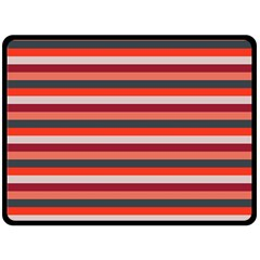 Stripey 13 Fleece Blanket (Large)