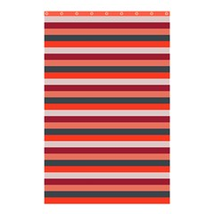 Stripey 13 Shower Curtain 48  x 72  (Small)