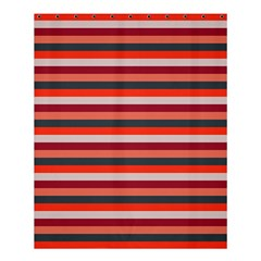 Stripey 13 Shower Curtain 60  x 72  (Medium)