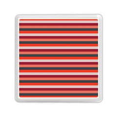 Stripey 13 Memory Card Reader (Square)
