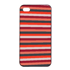 Stripey 13 iPhone 4/4s Seamless Case (Black)