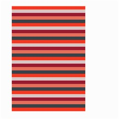 Stripey 13 Large Garden Flag (Two Sides)