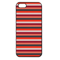 Stripey 13 iPhone 5 Seamless Case (Black)