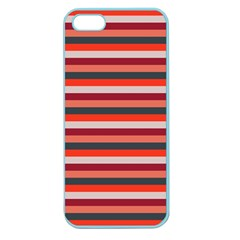 Stripey 13 Apple Seamless iPhone 5 Case (Color)