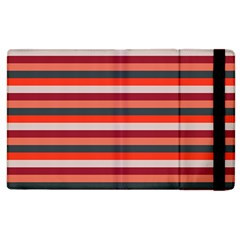 Stripey 13 Apple iPad 3/4 Flip Case