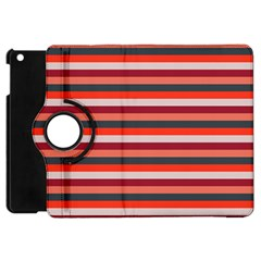 Stripey 13 Apple iPad Mini Flip 360 Case