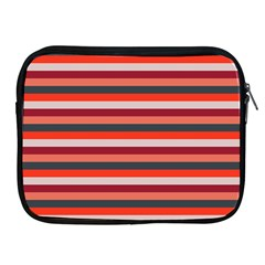 Stripey 13 Apple iPad 2/3/4 Zipper Cases